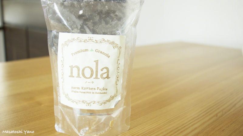 滝川市、農家が作った北海道グラノーラ「nola」