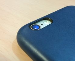 iPhone6sの純正ケース