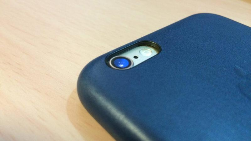 iPhone6sケース選びに迷ったらApple純正ケースがオススメ