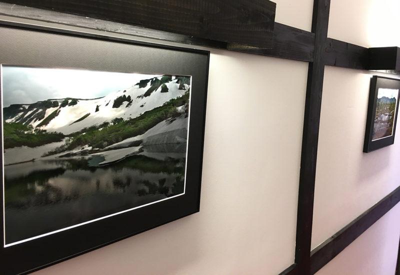 大雪山高原山荘の内装